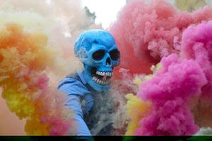 Skeleton of color