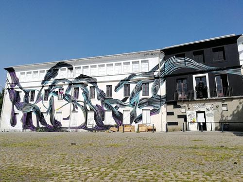 Dédale façade