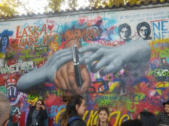 John Lennon Wall