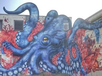 Octopuss luxembourg-esch-alzette-graffiti