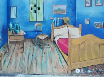 El dormitorio de Arlés
