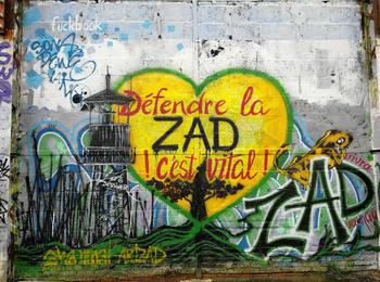 ZAD : Zone à dessiner