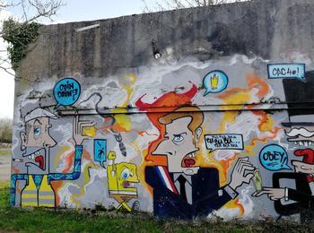 Gilets jaunes & Macron