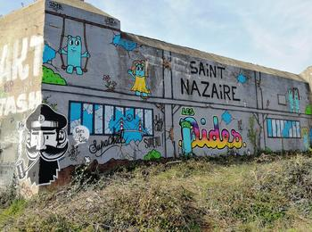 Les oides à Saint-Nazaire