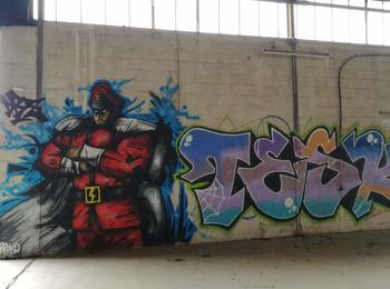 M. Bison, street fighter