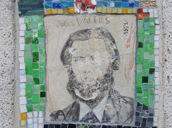 Morèje : Jules Vallès
