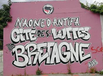 Naoned antifa : Cité des luttes de Bretagne