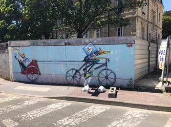 Le vélo tranquille de Selor