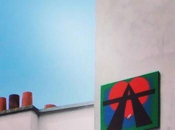 A2 street art