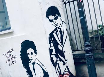 Miss tic france-paris-graffiti