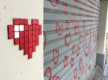 Pixelheart france-paris-sticking