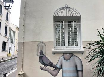 Seth france-paris-graffiti